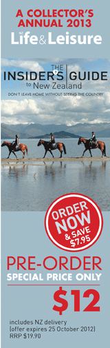 The Insider's Guide to New Zealand 2013